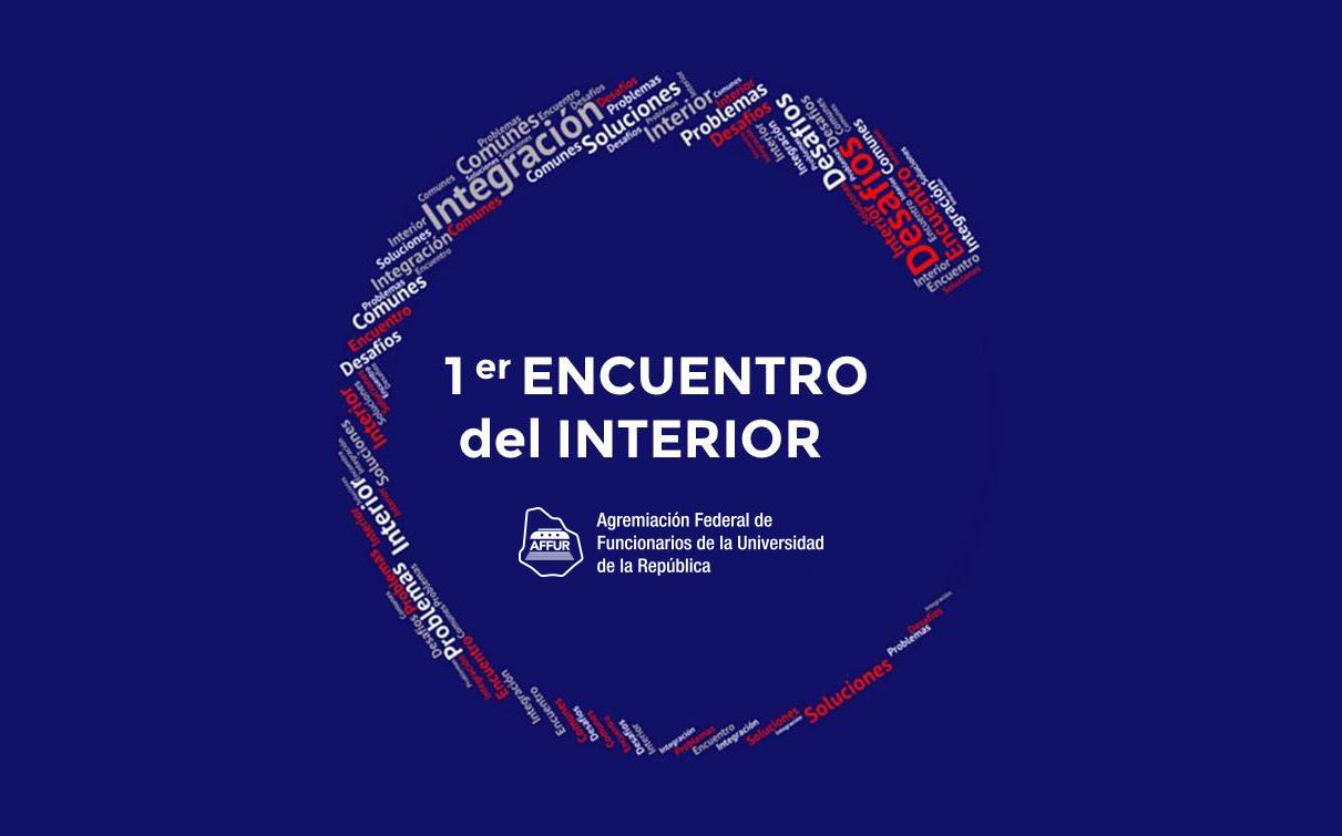 1 encuentro del interior affur for Tramites web ministerio del interior